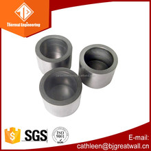 high quality graphite crucible for melting, crucible melting gold