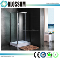 2015 zhejiang best selling abs plastic shower stall shower stall enclosure