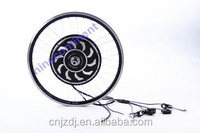 Brushless electric bicycle hub motor