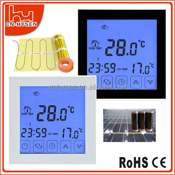 Electric Weekly Digital Room Heating Programmable Thermostat
