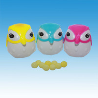 Owl Bird Toy with sweet Candy