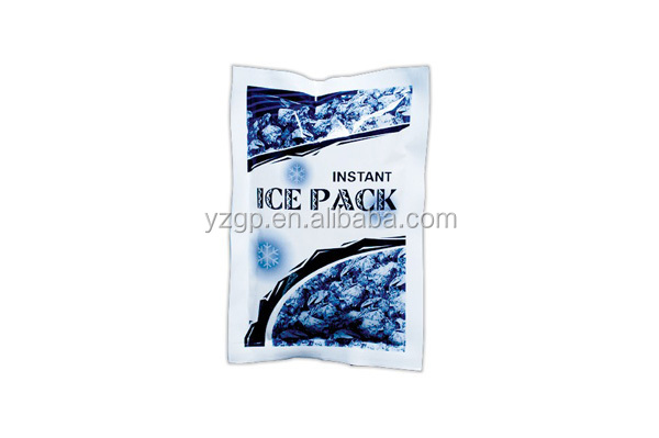 instant ice pack for medical cold pack disposable cooling bag