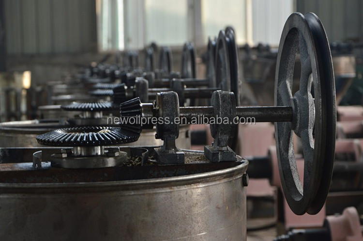 6YL-68 Palm Oil Mill Soybean Oil Mill Machine