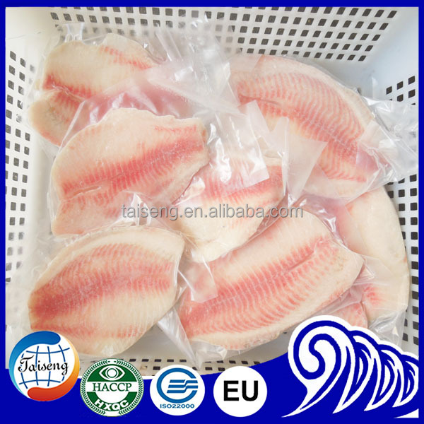 Many stypes of wholesale tilapia whole fish fillet