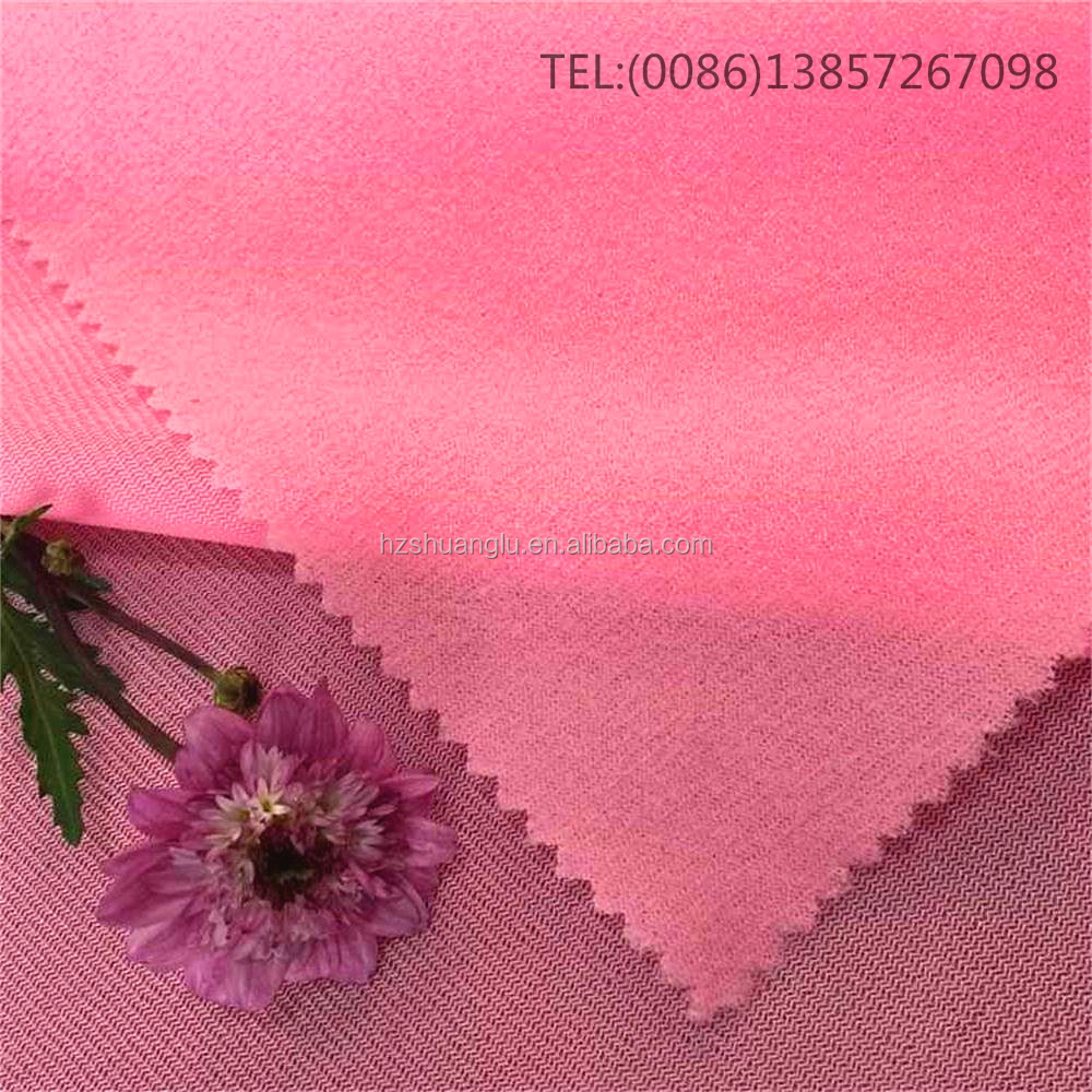 polyester velvet type sofa fabric/shining velvet sofa fabric