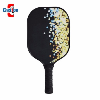 Brand Name Carbon Fibre Pickleball Paddle Wholesale Pickle ball Racket to FBA