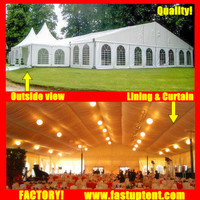China Manufacturer Wedding Party Event Tent For 1000 People Seater Guest