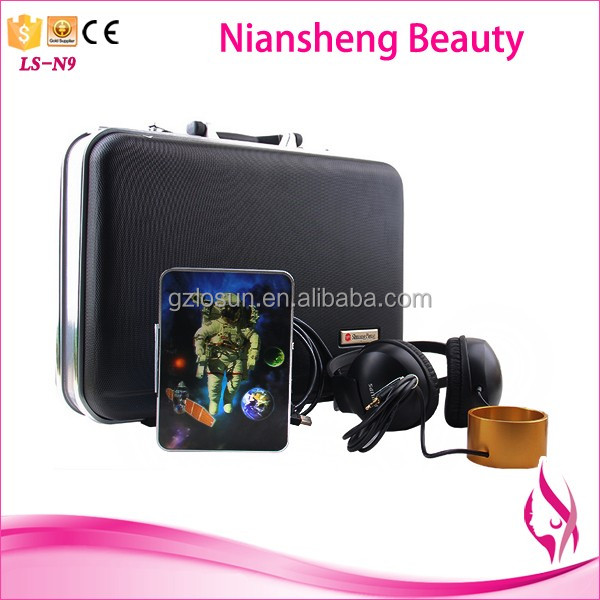 Niansheng 9D NLS Health Analyzer Radionic Homeopathic 9D Auto Health Analyzing Machine On Sale