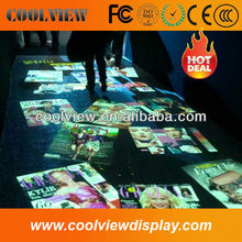 1024*768 pixels entertainment <strong>advertising</strong> custom size CE certificate interactive floor <strong>advertising</strong>