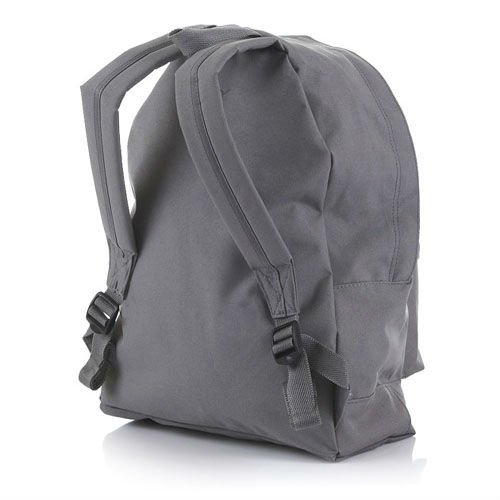 promotion cheap plain backpack