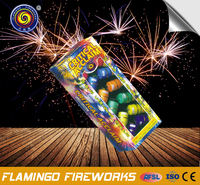 Alibaba Factory Critical Acclaim display shell paper shell fireworks for sale