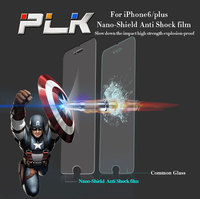 Anti-scratch nano shield screen protector for cell phone