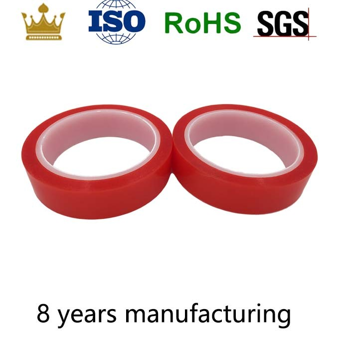 Similar Tesa 4965 Double sided polyester spray paint tape For PCB