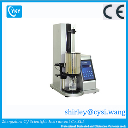 LCD Touch Screen Table-Top Dip Coating Machine with Infrared Heater ( 2- 9000 micron/s, 200C Max. ) - PTL-HT-2-LD