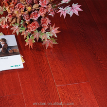 Highly Fire Resistant Asian Hardwood Oak Wood Flooring