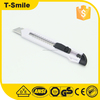 Factory Price 18mm/9mm blade metal utility knife