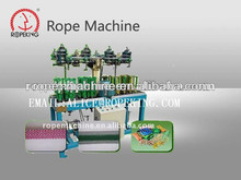 new product professional pp flat belt/wire /rope/cable braided rope machine
