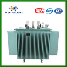 low price 11kv 3 phase oil immersed voltage industrial 500kva transformer
