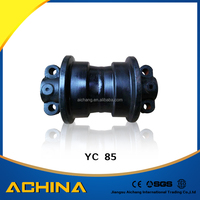 Excavator undercarriage parts track roller Y85/bottom roller for sale