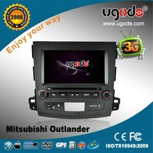 ugode 3G MITSUBISHI OUTLANDER car media center