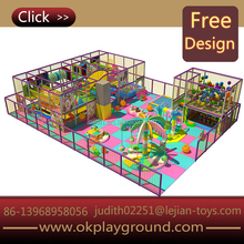 Commercial sturdy materials children games feature indoor soft play equipment