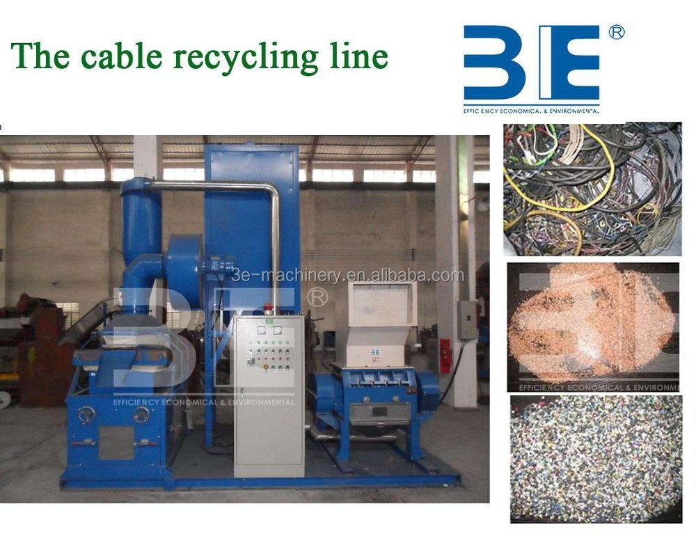 High Efficient of 3E's Copper Wire Recycling Machine, for sale