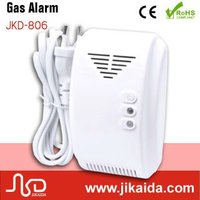 Can Auto Reset after Alarm gas leak alarm