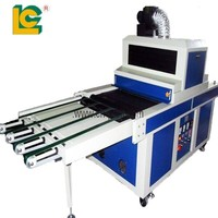 uv light curing machine TM-800UVF-B with bridge for plane products