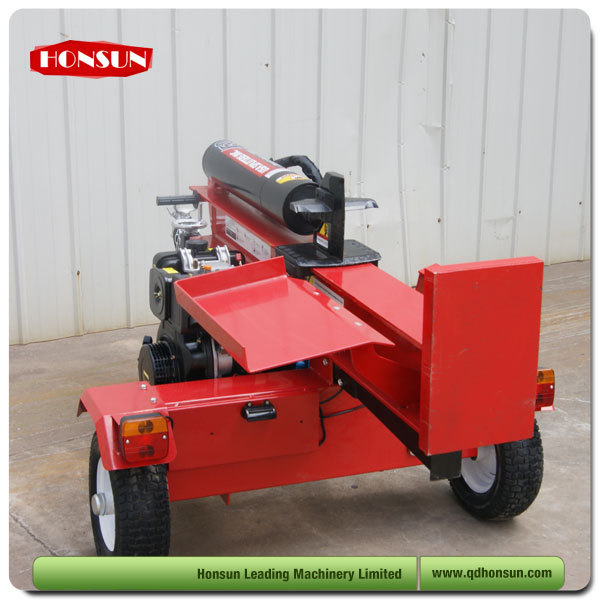Favorites Compare adjustable splitting beam with split table towable super diesel engine log splitter 50T