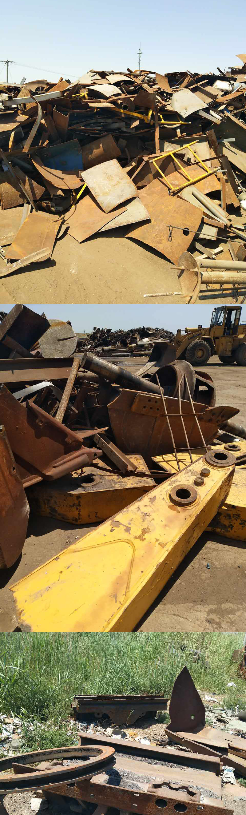 Steel Scarp Chinese Supplier Copper Scarps Metal Recycling Iron Re-Rolling Scrap Pieces