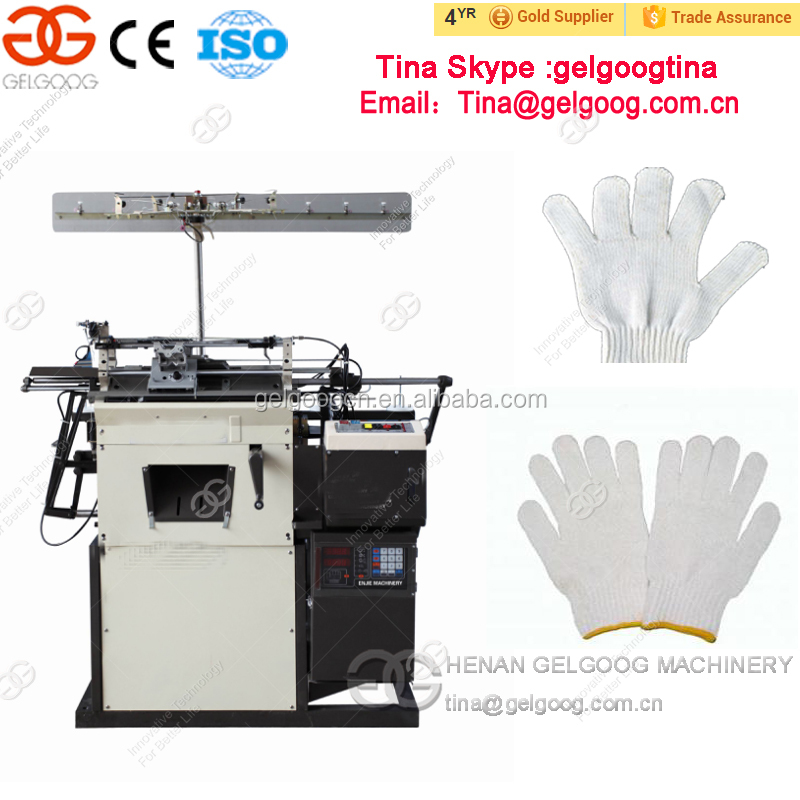 Professional Automatic Labor Gloves Machine