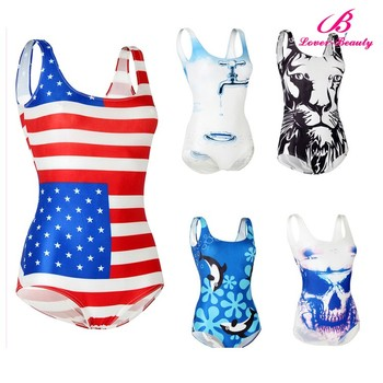 Fast Delivery Wholesale Cheap One Piece Womens Swimsuits