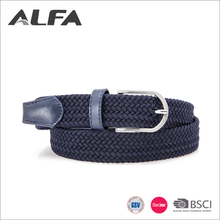 Alfa Promotional Product Casual Waistband Mens Elastic Stretch Belts