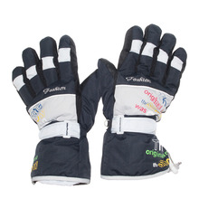 Winter Outdoor Sport Mountain Skiing Gloves Windproof Waterproof Warm Cycling Gloves