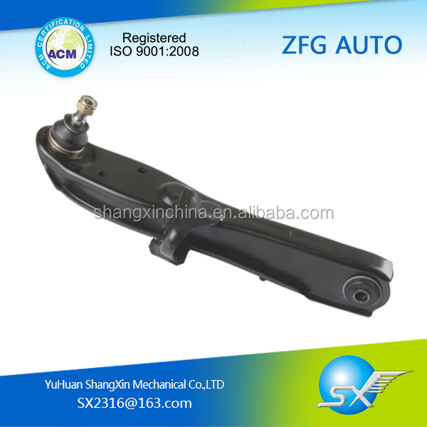Front suspension system car lower control arm MR414940 MR414939 for MITSUBISHI PAJERO