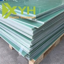 Fiberglass sheet fr4 material processed parts for PCB insulators