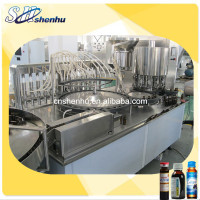 shenhu machinery oral liquid washing drying filling capping production line