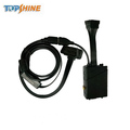 GPS tracker MT100 with OBD2 read vehicle driving data from ECU