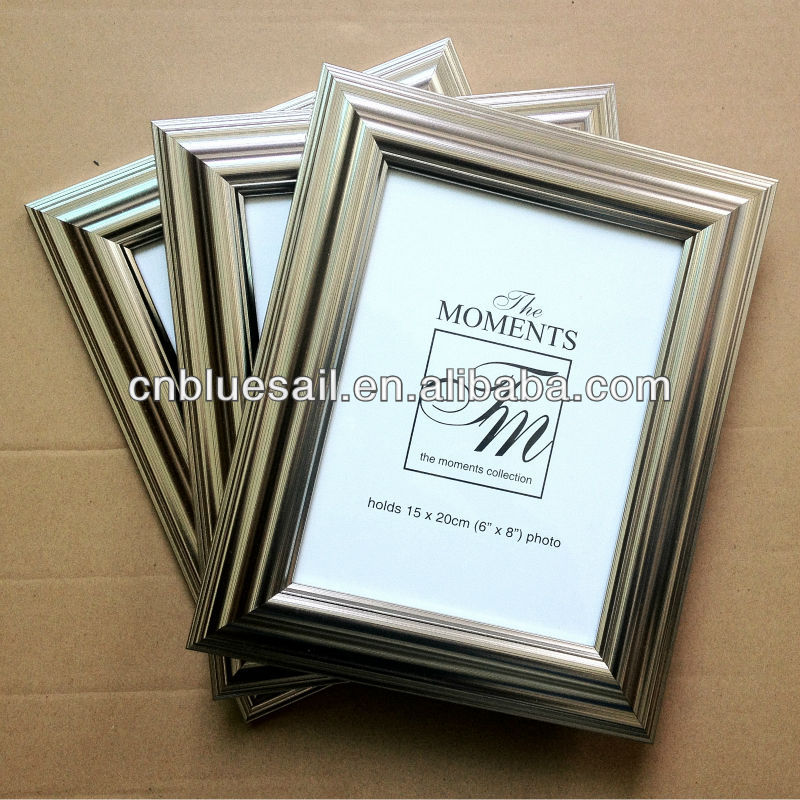 15x20cm PS frame, silver PS photo frame, special moments photo frames