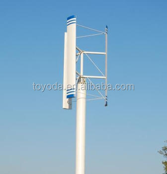 10kw vertical wind turbine