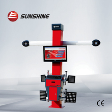 wheel alignment equipment 3d wheel aligner with CE & ISO Certificate