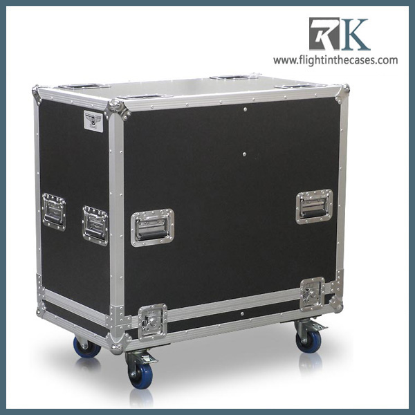 2013 RK-Tabletop CD/MP3 Player ATA Speaker Flight Case