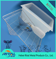 laboratory plastic breeding cages