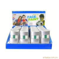 JY14 face painting for football fan/fans face paint./football face paint