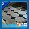 Baosteel DDQ 2B BA 8K SS AISI 201,410,430 DDQ cold rolled stainless steel round circle plate with free sample
