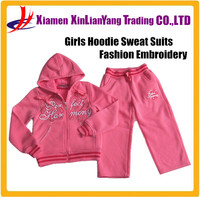 Kid Hoody Factory for Children's Sports Suits Jogging Suits