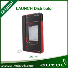Auto Diagnostic Scanner Tool Launch X431 IV can reation of repair files and access to maintenance data