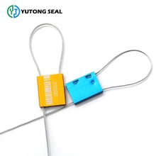 YTCS003 low price container cable seal with custom logo