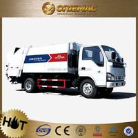 JAC compactor garbage truck price