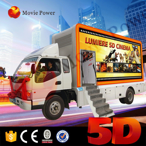 Small business opportunities in malaysia for 5d truck mobile cinema